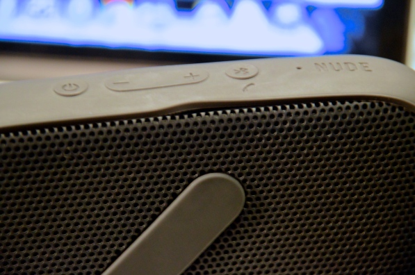 NudeAudio Super-M rubber bumper peel