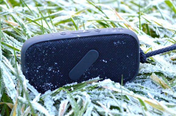 NudeAudio Super-M bluetooth speaker frost