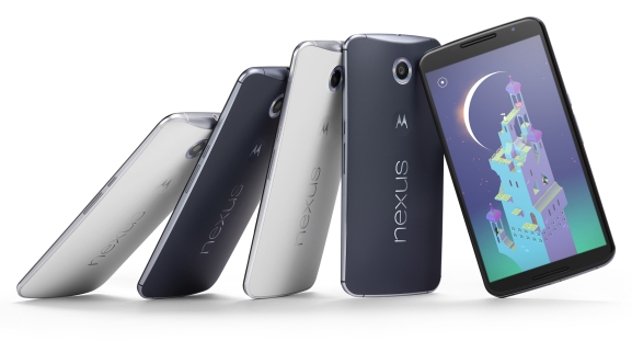 Nexus 6 more everything Android 5.0 Lollipop