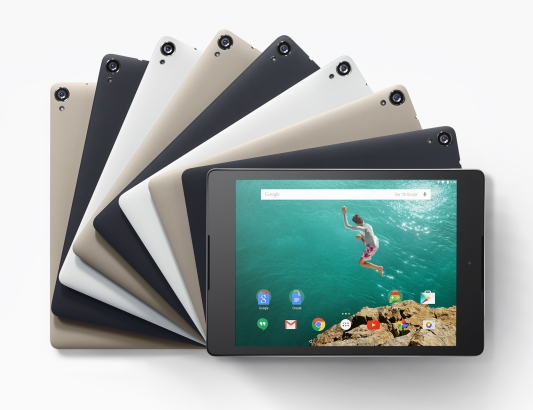 Nexus 9 Android 5.0 Lollipop